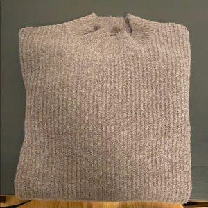 BRAND NEW Frank & Oak Mock Neck Sweater